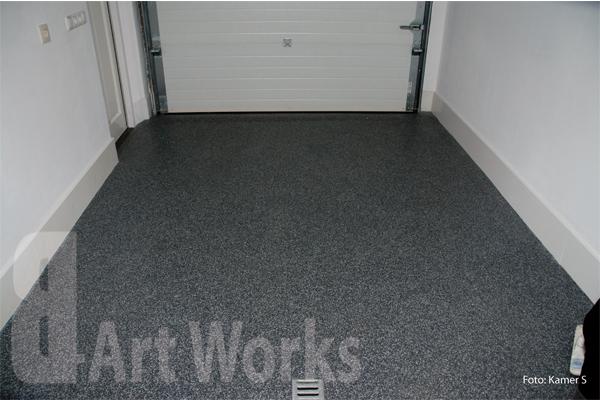 Gietvloer in uw garage zijn zeer sterk en onderhoudsarm