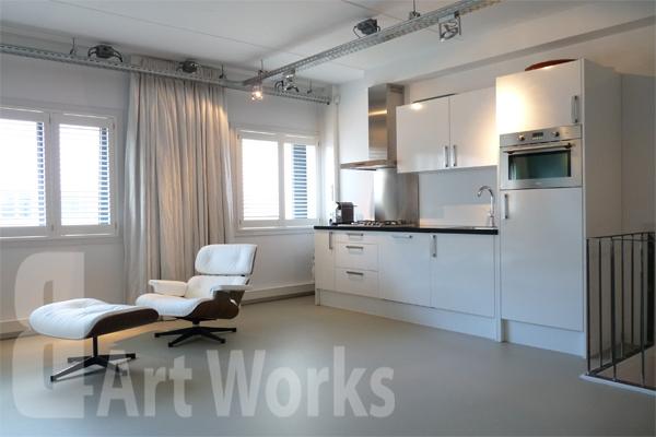 Concrete Art gietvloer | cementgebonden | betonlook